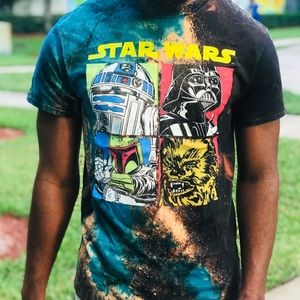 Star Wars Shirts - Custom Star Wars T-shirt